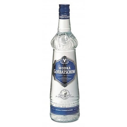 Wodka Gorbatschow 37.5% Alkohol 0,7 L Flasche
