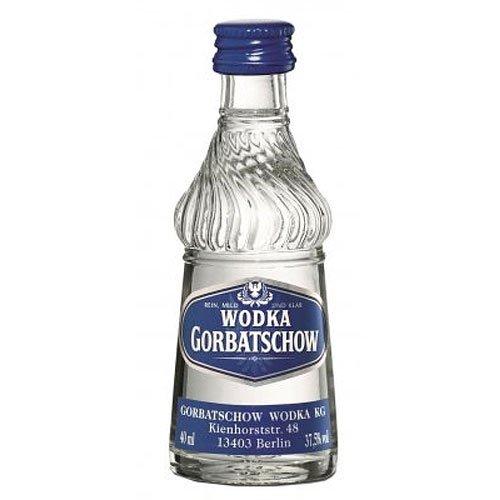 Wodka Gorbatschow 37.5% Alkohol 0,04 L