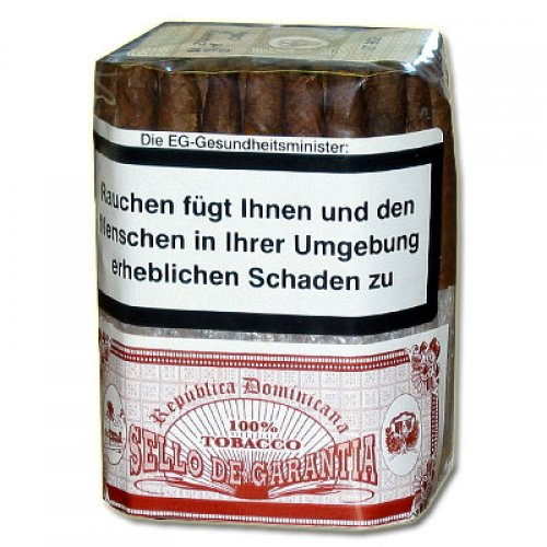 Wörmann Cigarillo Bundle 50 Stück Shortfiller