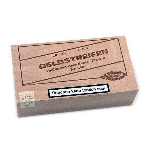 Wörmann Gelbstreifen 300er Zigarren