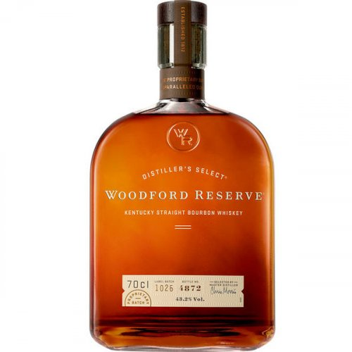 Woodford Reserve Kentucky Straight Bourbon Whiskey 43.2% vol.