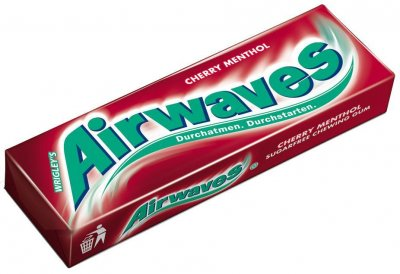 Wrigleys Airwaves Cherry Menthol 1 x 10 Stück