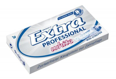 Wrigleys Extra Professional White 1 x 14 Stück