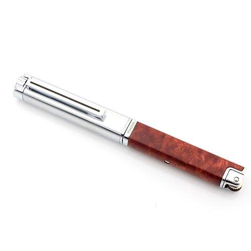 Xikar SCRIBE Wurzelholz Pfeifenfeuerzeug