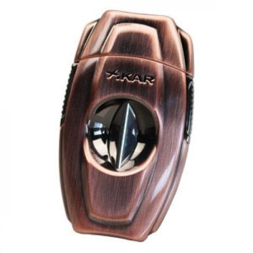 Xikar VX2 V-Cut Zigarrenschneider Bronze