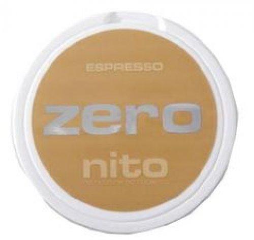 Zeronito Espresso Pouches 16g Dose
