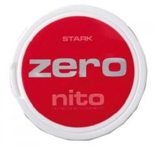 Zeronito Stark Pouches 16g Dose