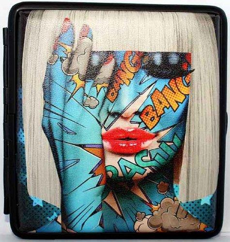 Angelo Girl Zigaretten Etui 20er - Motiv 04 - Bang