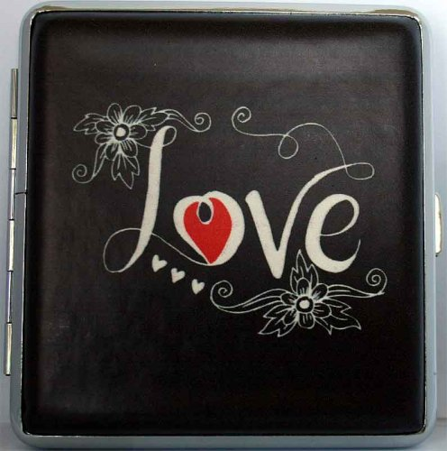 Love and Life Zigaretten Etui 20er Love