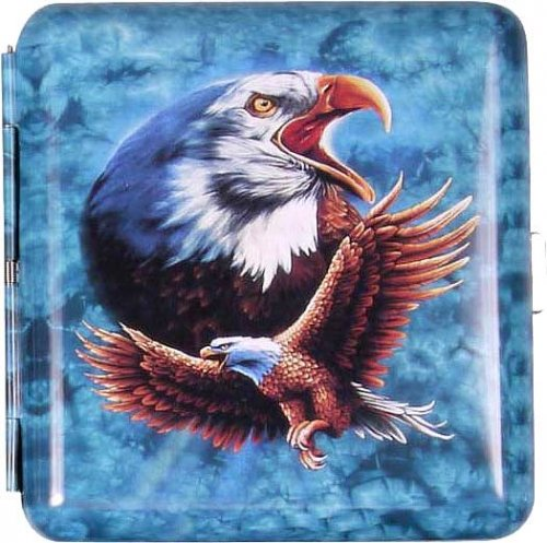 Wild and Free Zigaretten Etui 20er Eagle