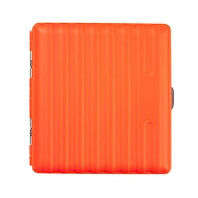 Zigaretten-Etui Orange 18er