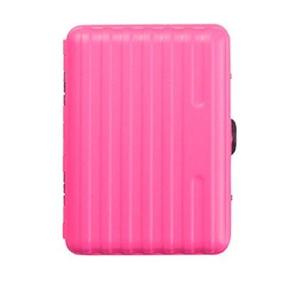 Zigaretten-Etui Pink 14er