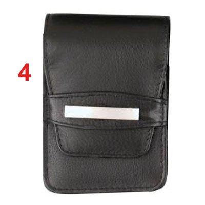 Zigaretten-Packungsetui Leder No.4 für Big-Packs