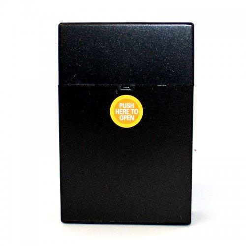 Clic Box Schwarz 20er Zigarettenbox