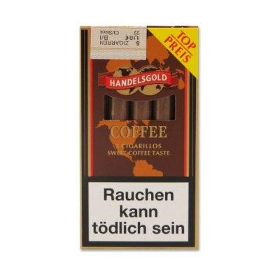 Zigarillos Handelsgold Sweets Brown (Coffe Taste)