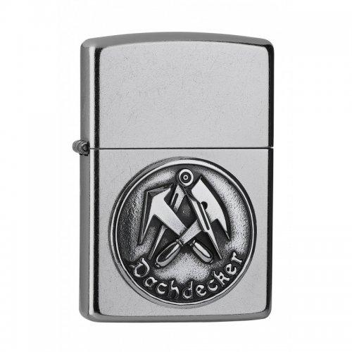 Zippo Dachdecker Emblem