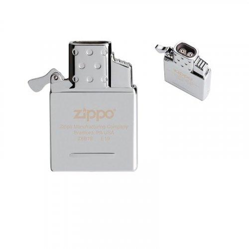 Zippo Doppel Jetflame Einsatz unbefüllt
