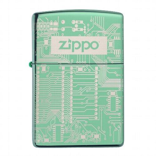 Zippo Feuerzeug Circuit Board 360 Grad
