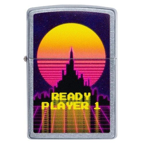 Zippo Feuerzeug Ready Player One