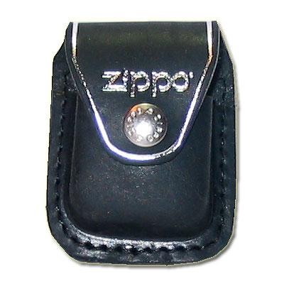 Zippo Gürteltasche Schwarz Lasche