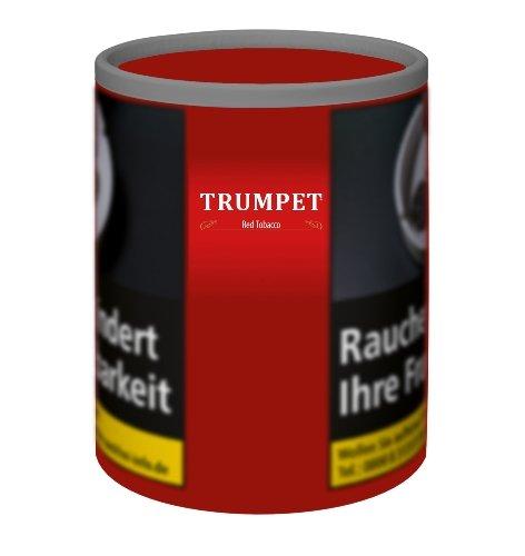 Trumpet Tabak Rot 70g Dose Volumentabak