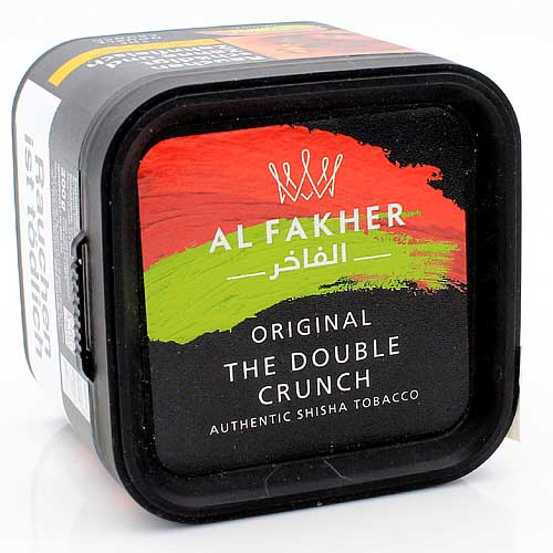 AL FAKHER The Double Crunch (Doppelapfel)