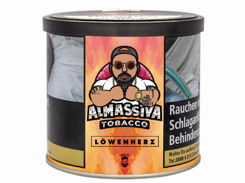 Al Massiva Tobacco Löwenherz 200g Shisha Tabak