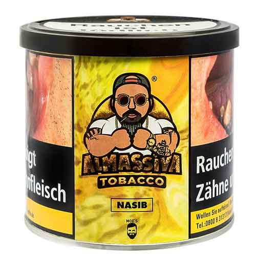 Al Massiva Tobacco Nasib 200g Shisha Tabak