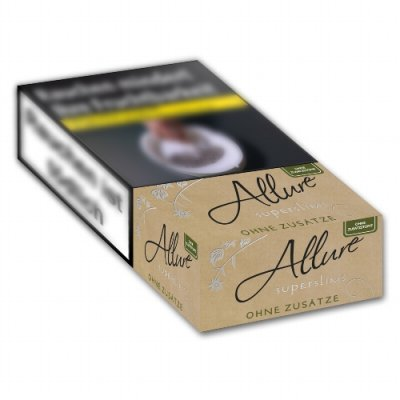 Allure Superslim Tabac Slims (10x40)