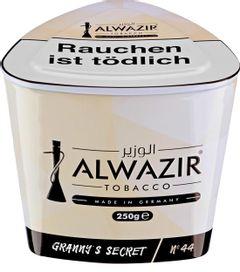 Alwazir Grannys Secret No 44 250g Dose Shisha Tabak