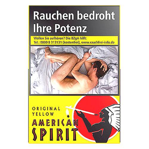 American Spirit Gelb Big Pack (8x23)