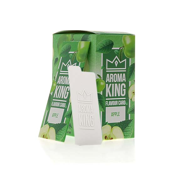 Aroma King Green Apple (Apfel) Flavour Card