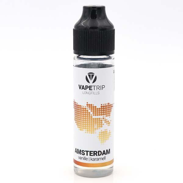 Aroma Vapetrip AMSTERDAM Vanille und Karamell 15ml