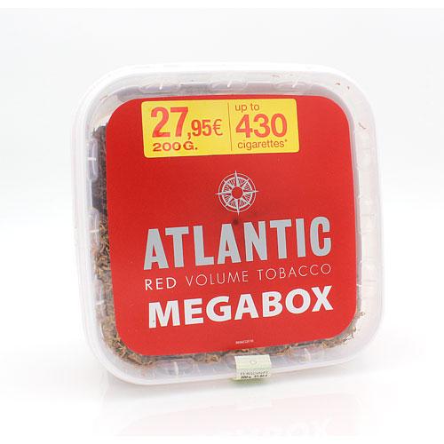 Atlantic Stopftabak Red 200g Eimer Volumentabak