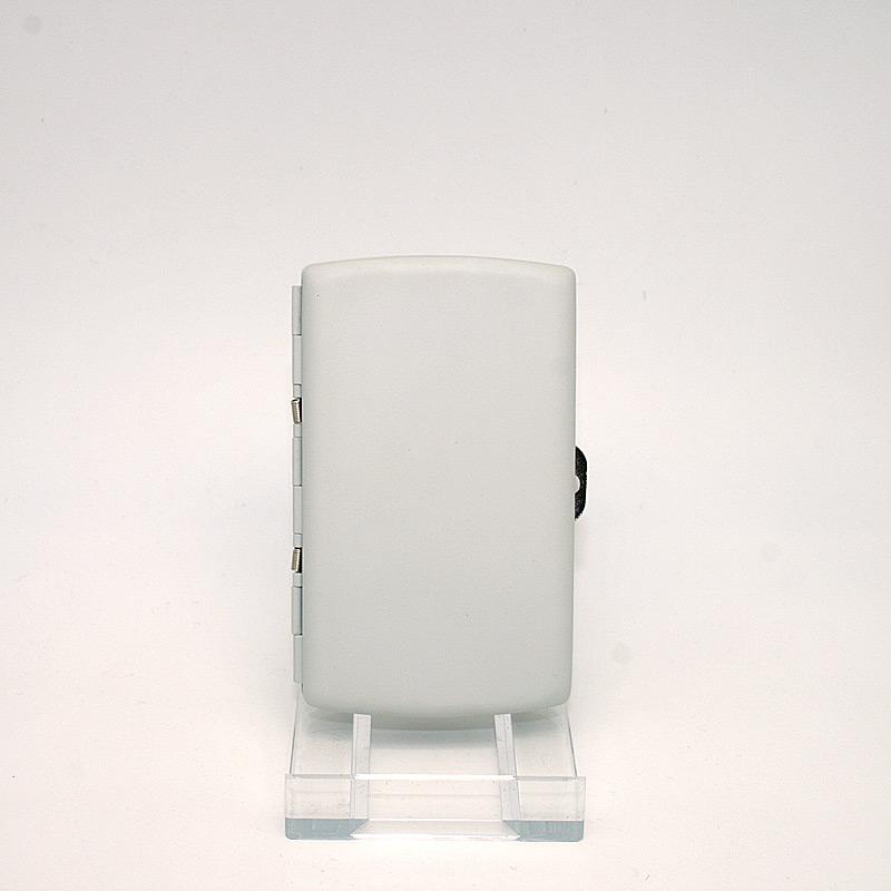 Atomic Zigaretten Box, für 12 Stück, grau