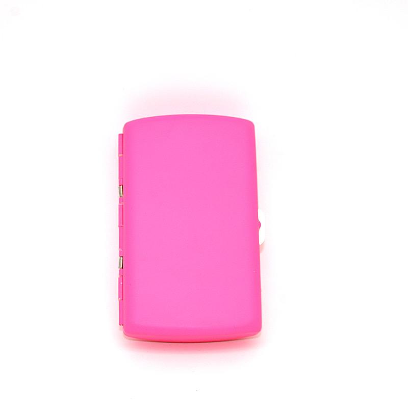 Atomic Zigaretten Box, für 12 Stück, pink