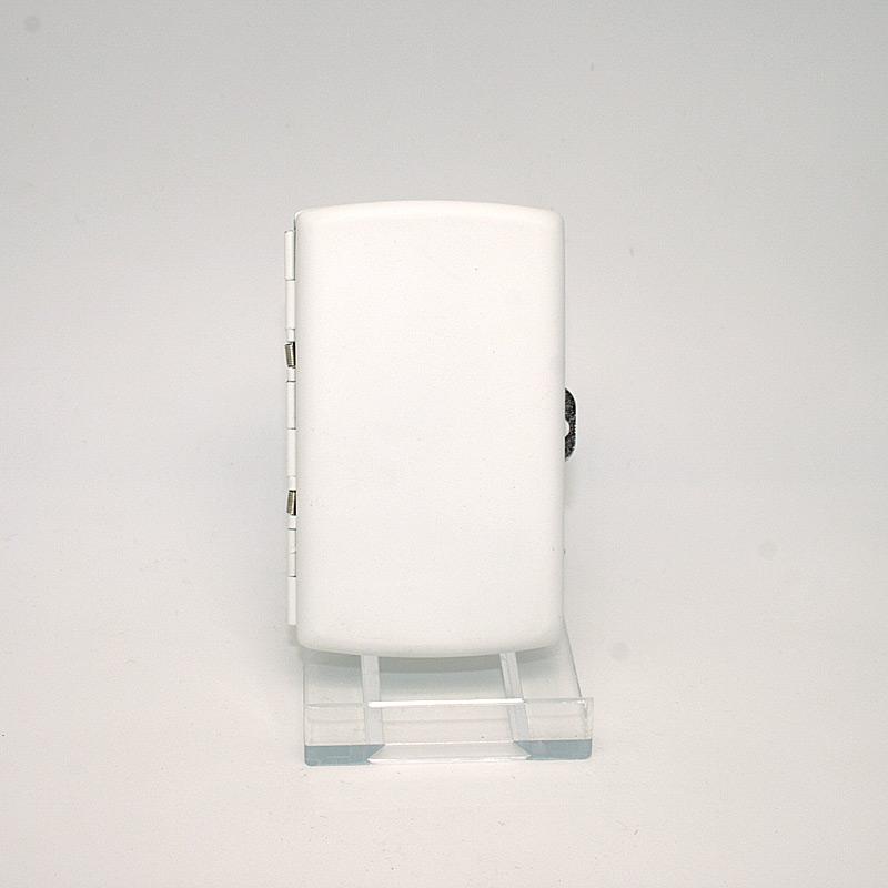Atomic Zigaretten Box, für 12 Stück, weiß