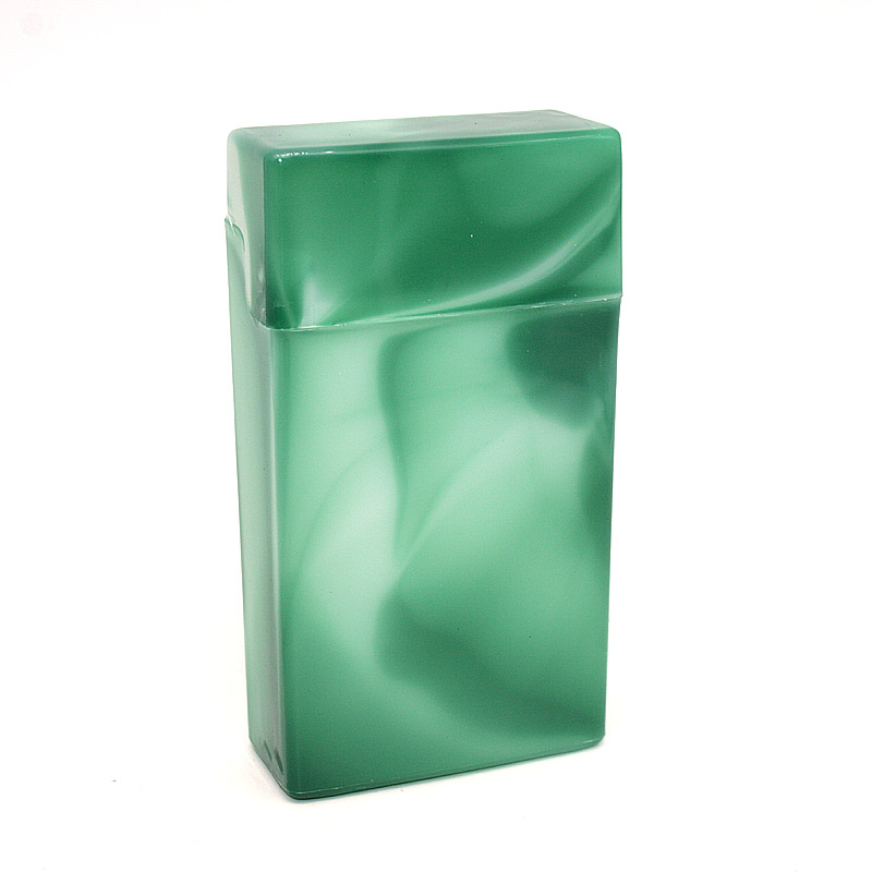 Atomic Zigarettenbox 100mm Format Grün