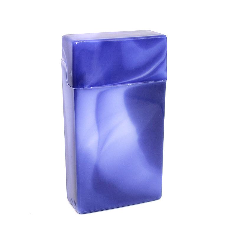 Atomic Zigarettenbox 100mm Format Lila