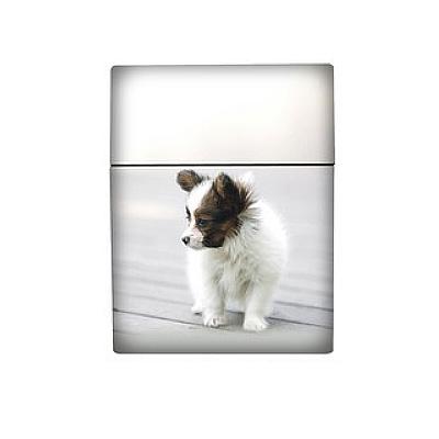 Atomic Zigarettenbox 25er Motiv Kleiner Hund