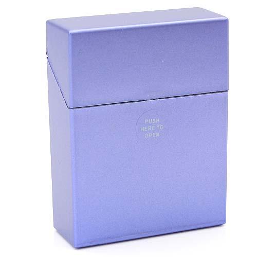 Atomic Zigarettenbox Big Box King-Size Lila