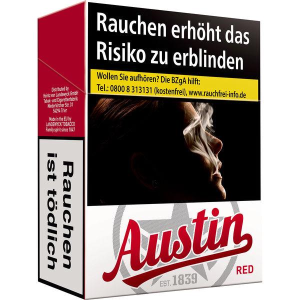 Austin Red Maxi Pack (8x25)