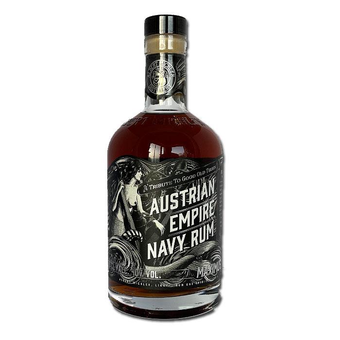 Austrian Empire Navy Rum Maximus 40% Vol.