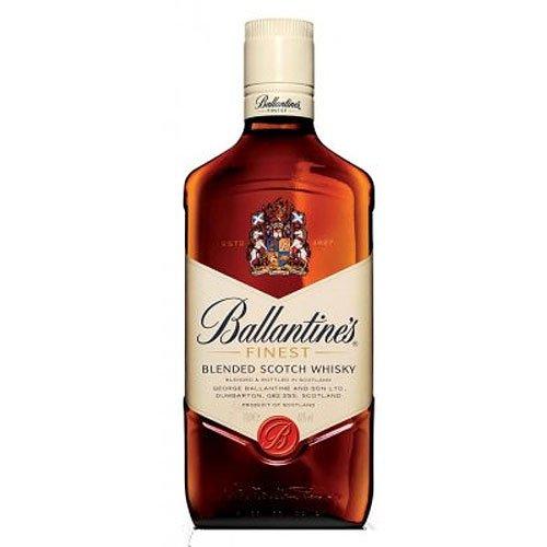 Ballantines Finest Whisky Glas/EW 0,7l 40 % Vol