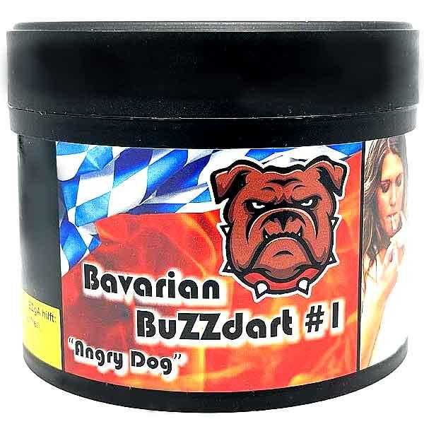 Bavarian BuZZdart #1 Angry Dog 200g Shisha Tabak
