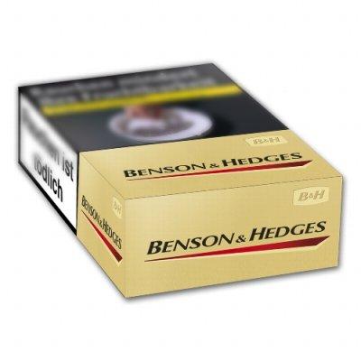 Benson & Hedges Gold (10x20)