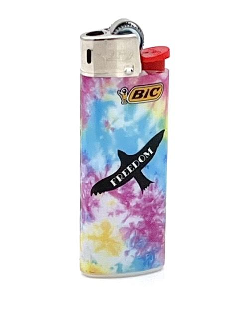 BIC Feuerzeug Mini Tie Dye FREEDOM