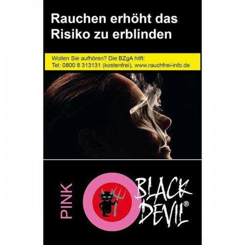 Black Devil Pink (10x20)
