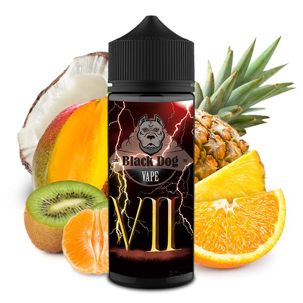 Black Dog Vape VII Aroma 20ml 0mg Nikotin
