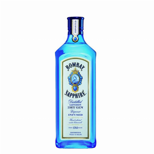 Bombay Sapphire Dry Gin 40% 0,7L